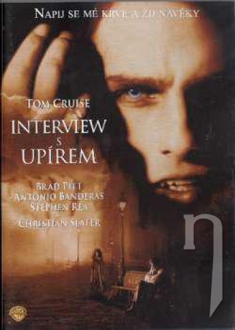 DVD Film - Interview s upírom