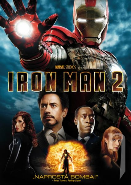 DVD Film - Iron Man 2