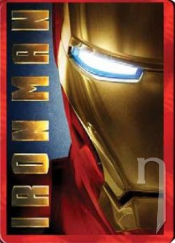 DVD Film - Iron Man (2 DVD) STEELBOX