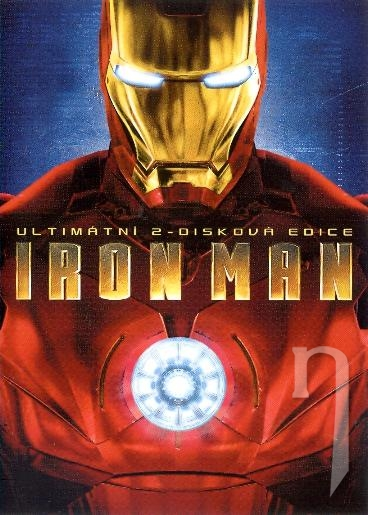 DVD Film - Iron man (2 DVD)