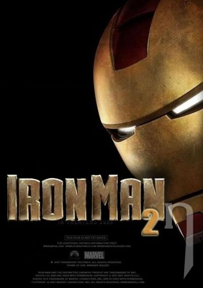 DVD Film - Iron Man 2 steelbook 2DVD