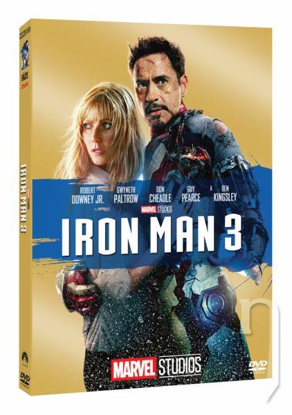 DVD Film - Iron Man 3 - Edice Marvel 10 let