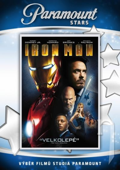 DVD Film - Iron man