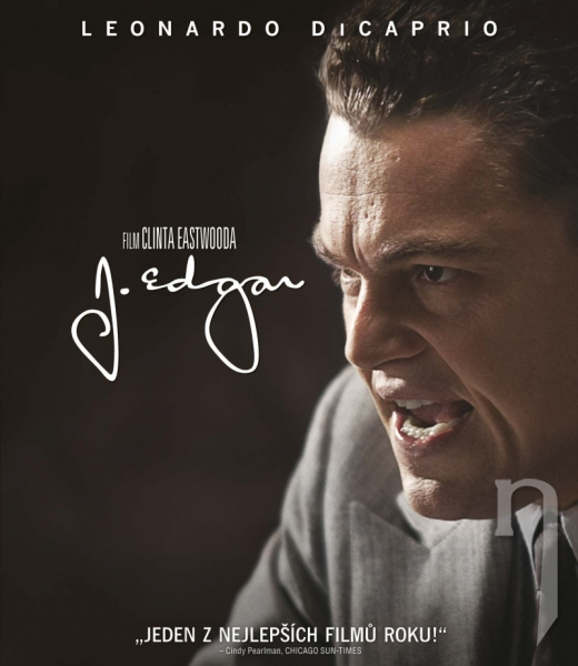 BLU-RAY Film - J. Edgar