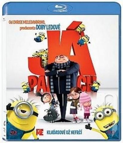 BLU-RAY Film - Já, padouch (bluray)