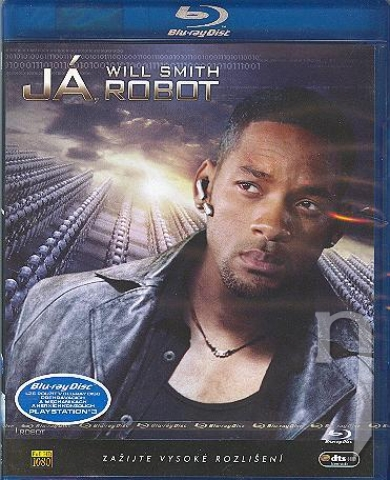 BLU-RAY Film - Ja, robot (Blu-ray)