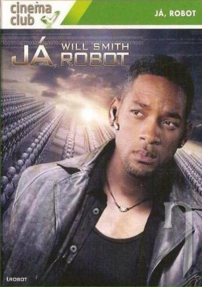 DVD Film - Ja, robot (pap.box)