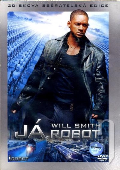 DVD Film - Ja, robot (2 DVD)