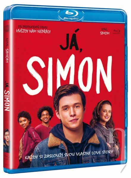 BLU-RAY Film - Ja, Simon