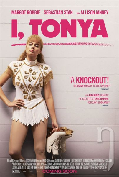 BLU-RAY Film - Ja, Tonya