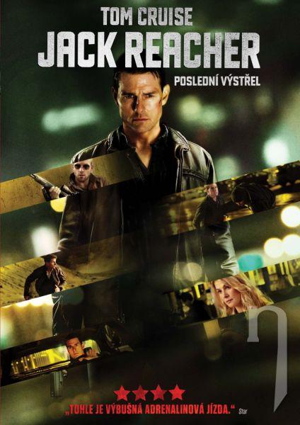 DVD Film - Jack Reacher: Posledný výstrel