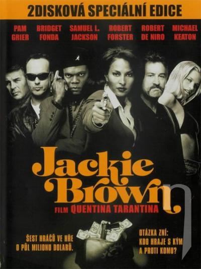 DVD Film - Jackie Brown 2DVD