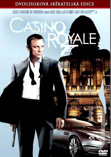 DVD Film - James Bond: Casino royale (2DVD)