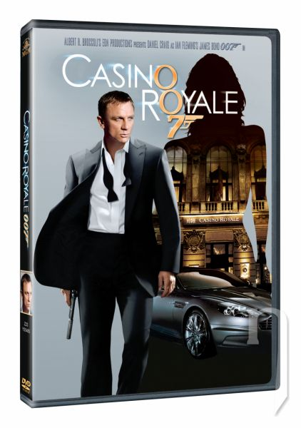 DVD Film - James Bond: Casino Royale