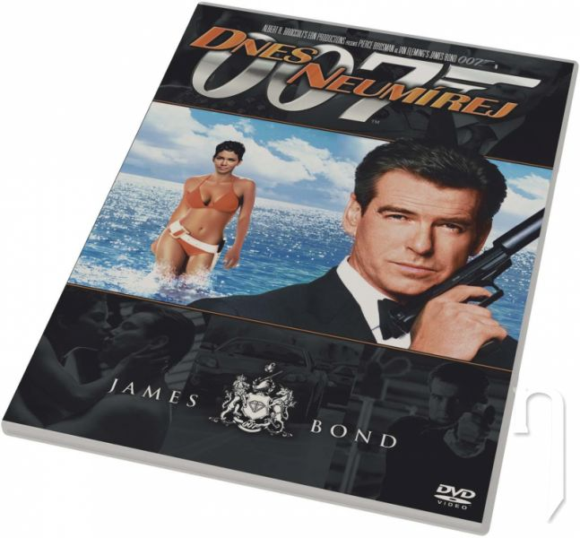 DVD Film - James Bond: Dnes neumieraj