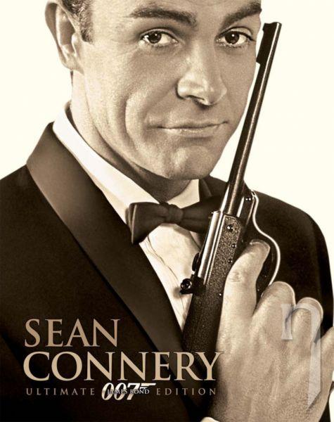 BLU-RAY Film - James Bond: Sean Connery kolekce (6 Bluray)