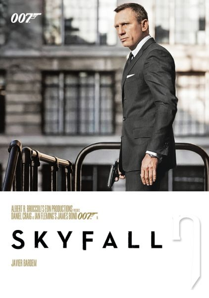DVD Film - James Bond: Skyfall