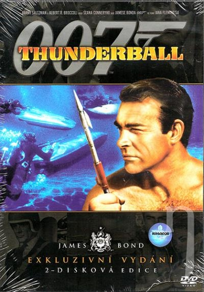 DVD Film - James Bond: Thunderbal