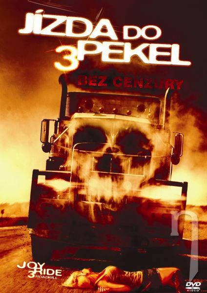 DVD Film - Jazda do pekiel 3
