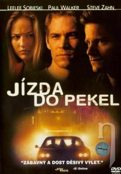 DVD Film - Jazda do pekiel