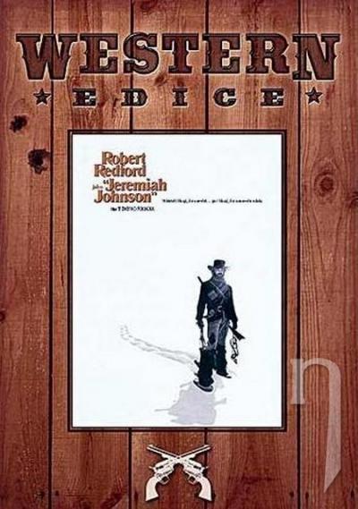 DVD Film - Jeremiah Johnson (westernová edícia)