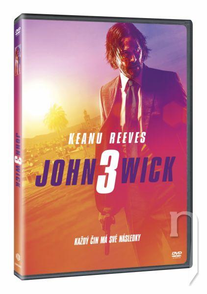 DVD Film - John Wick 3