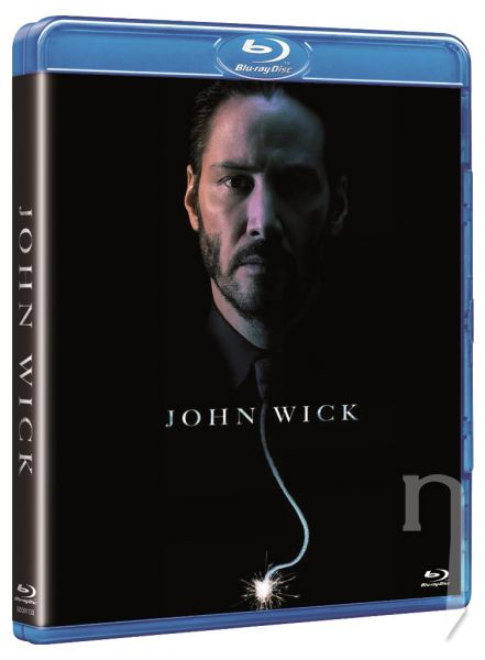 BLU-RAY Film - John Wick