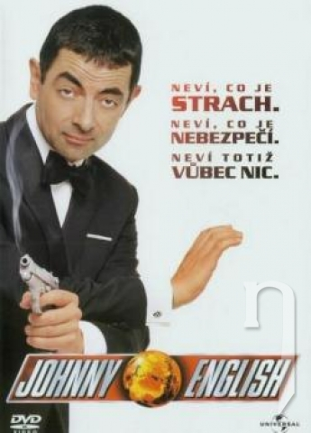 DVD Film - Johnny English
