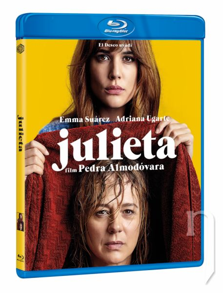 BLU-RAY Film - Julieta