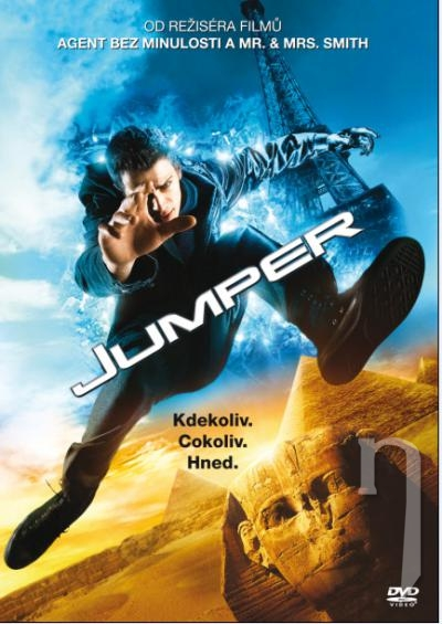 DVD Film - Jumper