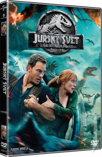 DVD Film - Jurský svět: Zánik říše