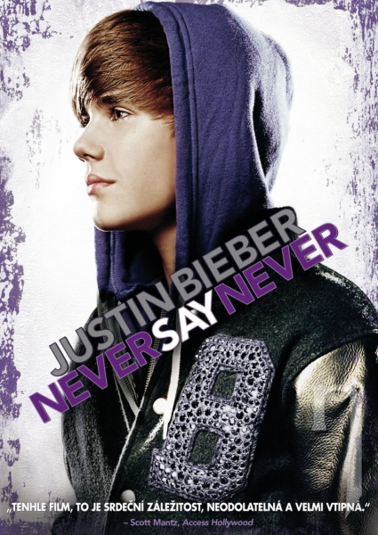 DVD Film - Justin Bieber: Never Say Never