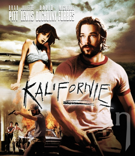 BLU-RAY Film - Kalifornia