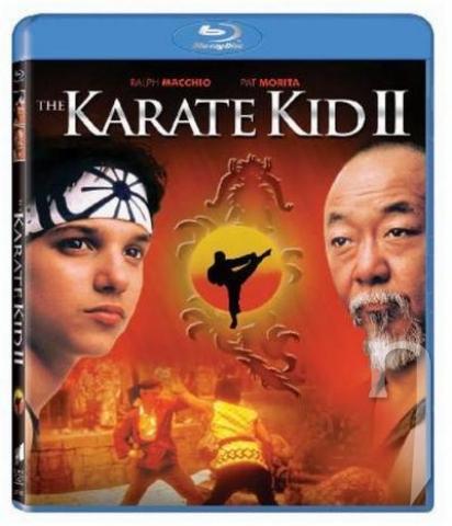 BLU-RAY Film - Karate Kid 2 (Blu-ray)