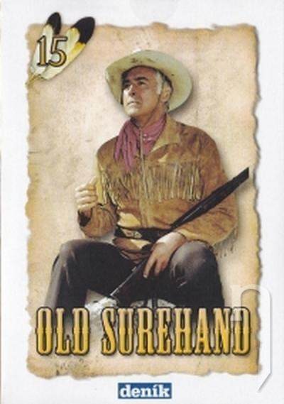 DVD Film - Karel May: Old Surehand (papierový obal)