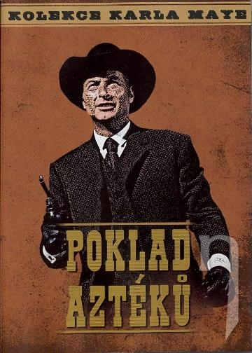 DVD Film - Karel May: Poklad Aztékov
