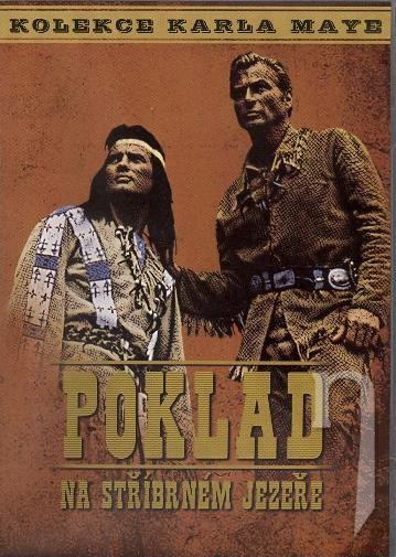 DVD Film - Karel May: Poklad na Striebornom jazere
