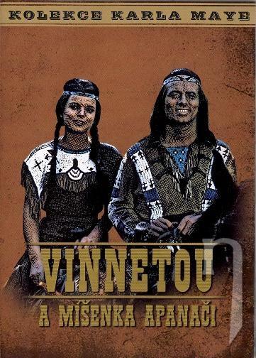 DVD Film - Karel May: Winnetou a miešanka Apanači