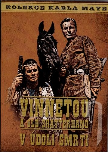 DVD Film - Karel May: Winnetou a Old Shatterhand v Údolí smrti
