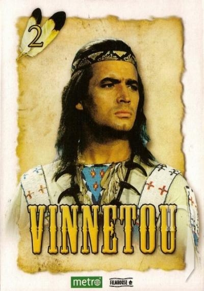DVD Film - Karel May: Winnetou (papierový obal)