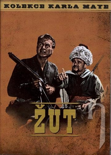 DVD Film - Karel May: Žut