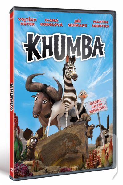DVD Film - Khumba