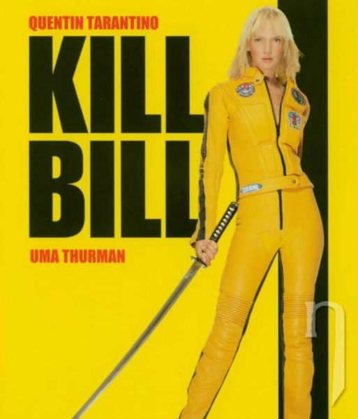 BLU-RAY Film - Kill Bill 1.