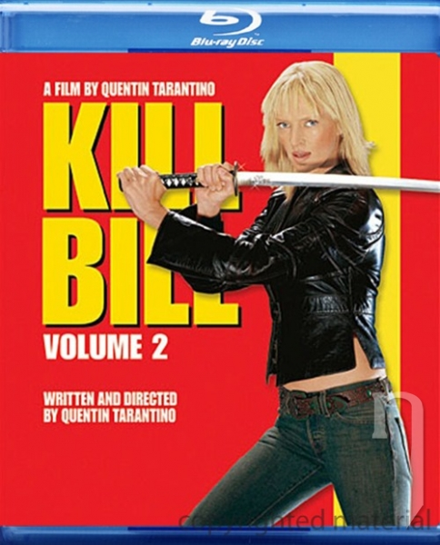 BLU-RAY Film - Kill Bill 2.