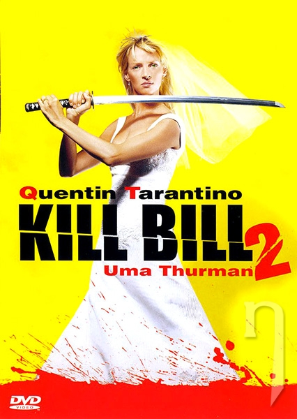 DVD Film - Kill Bill 2
