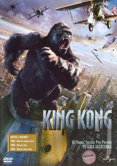 DVD Film - King Kong
