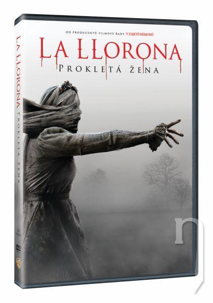 DVD Film - La Llorona: Prokletá žena