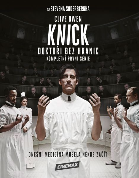 BLU-RAY Film - Knick: Doktori bez hraníc (4 Bluray)