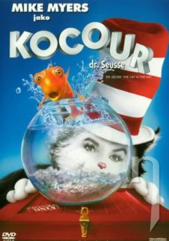 DVD Film - Kocúr