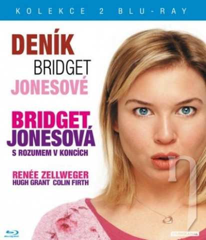 BLU-RAY Film - Kolekce: Deník Bridget Jonesové (2 Bluray)